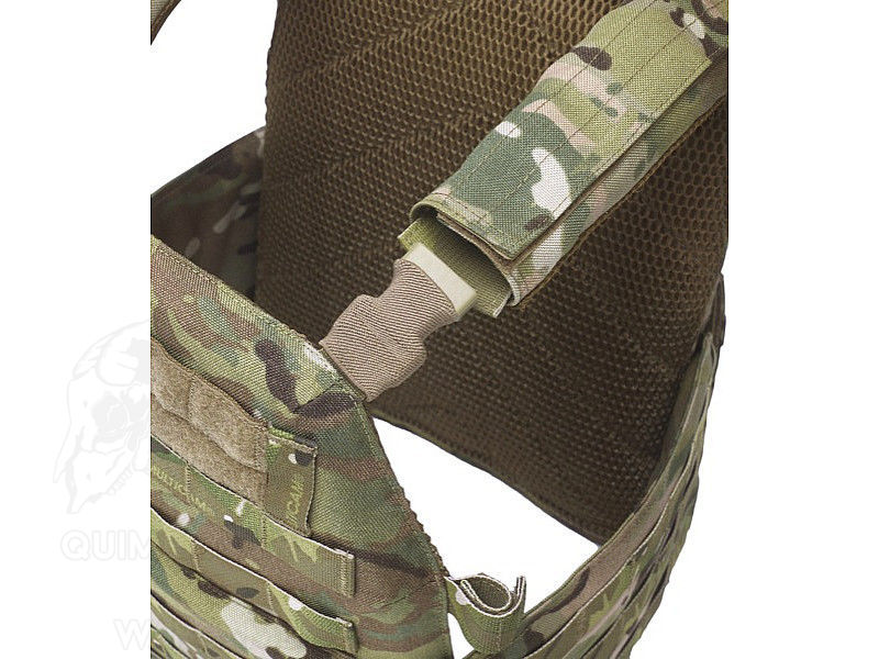 Warrior DCS Plate Carrier + pack de pouches abiertos para 5.56 Multicam L