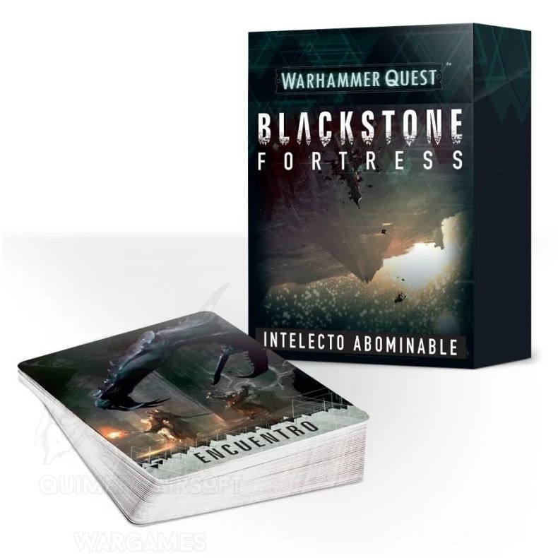 Blackstone Fortress: Intelecto abominable